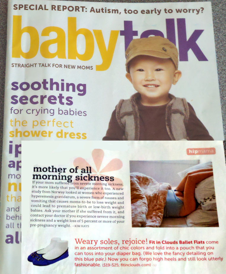 babytalk magazine shoes for moms